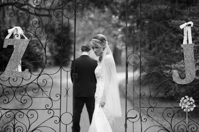 First Look with Bride and Groom at the Legare Waring House in Charleston