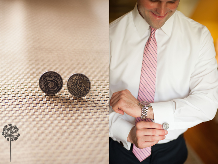 State Cufflinks Great Gift For Groomsmen