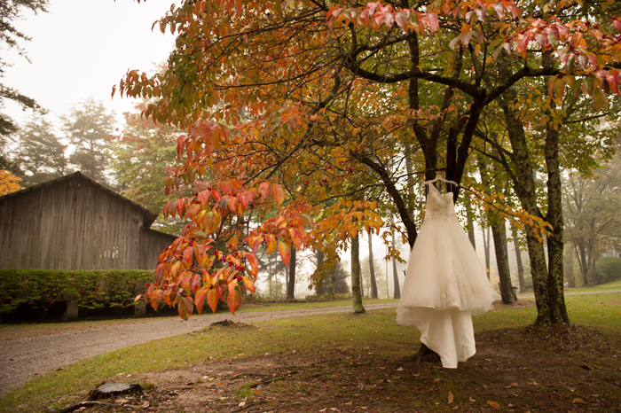 Barn Wedding in Tennessee
