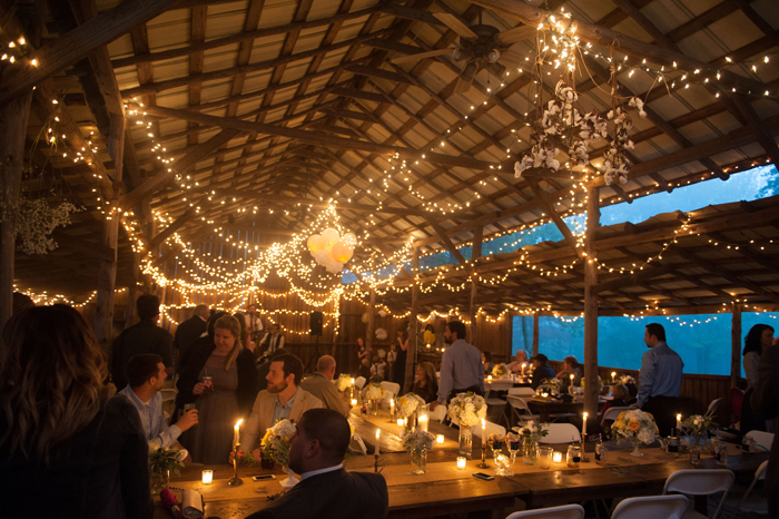 Open Barn Reception Venue in Nashville Tennessee