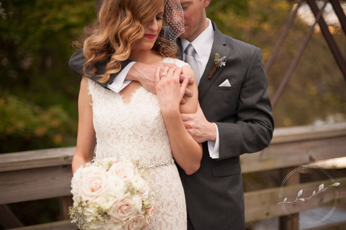 BHLDN wedding dress at Phoenixville Foundry