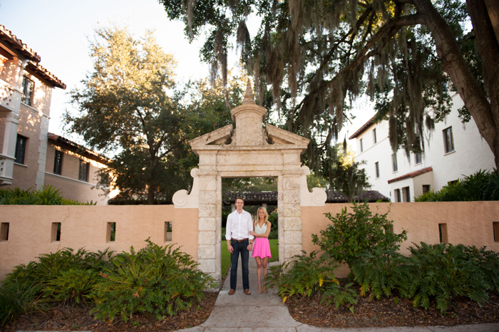 Courtyard Image of Rollins College