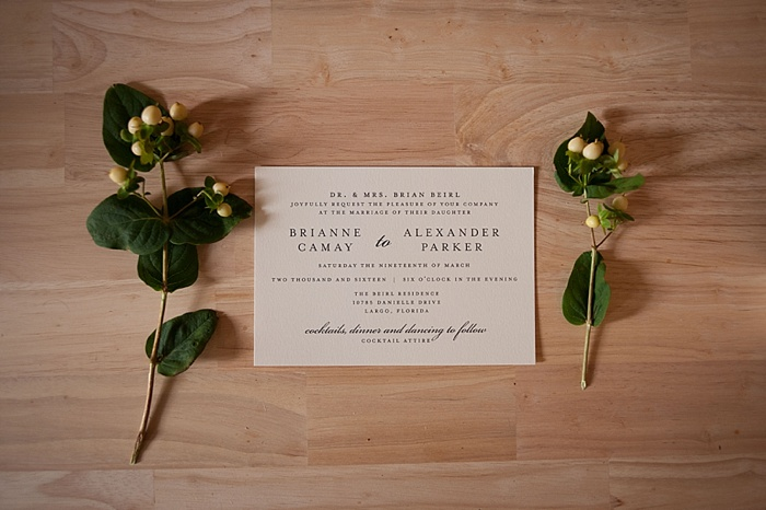 Wedding Invitation from Minted