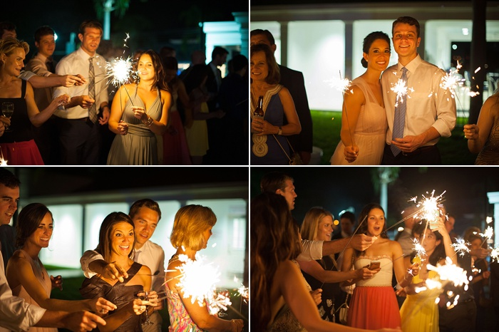 sparkler exits are the best way to end your wedding reception