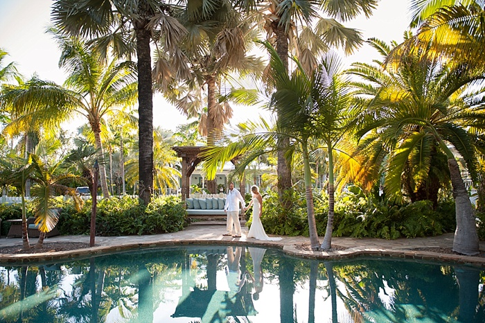 Islamorada is the perfect location for an intimate wedding elopement